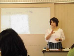 リシェス代表講師 弘中小都子